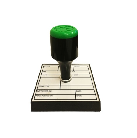 Rubber Stamp Traditional 50 X 50mm Buy Now For 163 36 59